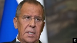 Menteri Luar Negeri Rusia, Sergei Lavrov mengecam sanksi AS atas Iran.
