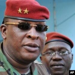 Le général Konaté (Archives)