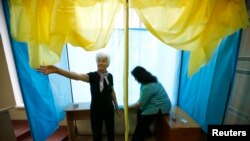 Ukraine Prepares for Election