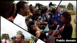 Umunyamakuru Ntamuhanga Cassien n'abo bashinjwana