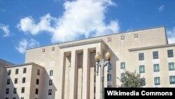 Sede do Departamento de Estado em Washington (foto de arquivo)