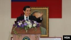 마잉주 전 타이완 총통 (자료사진)