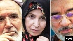 İran müxalifətinin liderləri