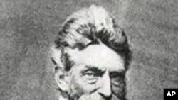 反对蓄奴的极端主义者约翰·布朗