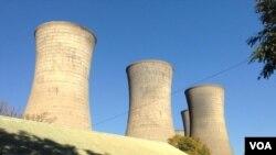Bulawayo towers
