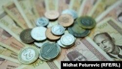 Trenutni dug BiH iznosi oko 12 milijardi i 900 miliona KM