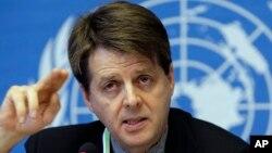 Douglas Bettcher, director del Departamento de Enfermedades no Transmisibles de la OMS aboga por el aumento de impuestos a productos de tabaco.