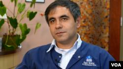 """Koloradodagi """"Cozy Dental"""" stomatologiya klinikasi rahbari tojikistonlik Aziz Rasulov"""