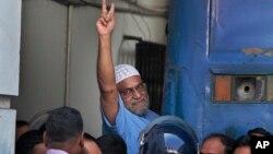 孟加拉最大伊斯兰政党高级领导人米尔•卡西姆.阿里被判死刑