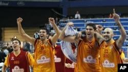 Волерс: Кошаркарите играа за Македонија