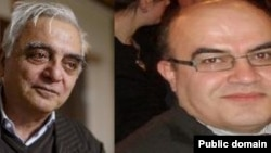 Hassan Ghazi & Salah Majidpour