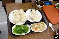 庆丰包子铺的中国国家主席套餐