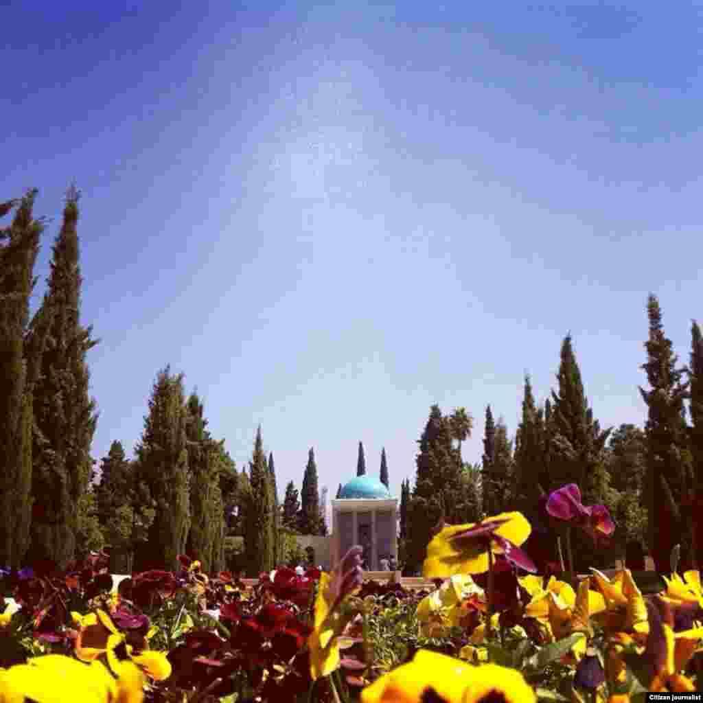 نوروز شيراز در سعديه نوروز ١٣٩٣ عکاس: مهيار احمدى