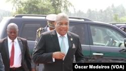 Evaristo de Carvalho, Presidente de São Tomé e Príncipe