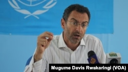 U.N. Humanitarian Coordinator in South Sudan Toby Lanzer, who the South Sudan government expelled from the country.
