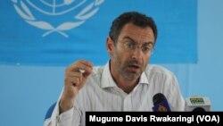 Toby Lanzer coordinateur humanitaire de l'ONU au Soudan du Sud explusé début juin