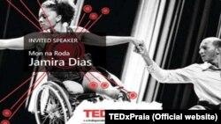 TEDxPraia: Jamira Dias promete falar com o coração