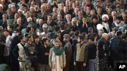 伊拉克什葉派穆斯林朝聖者在炸彈襲擊陰影下紀念阿舒拉節