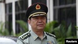 中國國防部長常萬全(資料圖片)