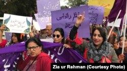 پاکستان میں خواتین کے عالمی دن کے موقع پر عورت مارچ، 8 مارچ 2019