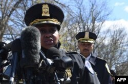 Йогананда Питтман, и.о. главы полиции Капитолия