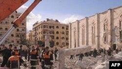 სირიაში ტერორისტული აქტი მოხდა