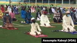 Abayisilamu basoza igisibo cya Ramazani
