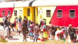 O futuro dos caminhos de ferro de Benguela