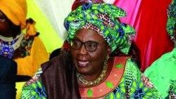 Mme Diakite Kadidia Fofana hakilinaw mogo faga min kera Bamako Sema la.