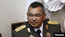 Nestor Reverol, fue ex director general de la Oficina Nacional Antidrogas de Venezuela y ex comandante de la Guardia Nacional Bolivariana.