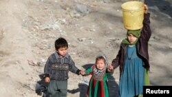 یونیسف وایي، سږکال به ۸۷۵ زره ماشومان په افغانستان کې حفط الصحوي مراقبتونو او اوبو ته اړتیا ولري.