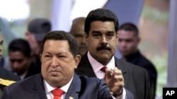 Ni Chávez ni maduro llegarán a Mercosur en Brasilia. El estado de salud del presidente es incierto.