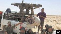 لیبیا: باغی فورسز کو بارودی سرنگوں کا سامنا