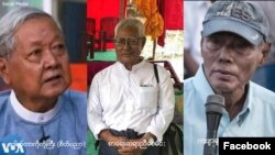 Three famous Burmese writers died on Monday during Covid surge (Photo- Social Media)
