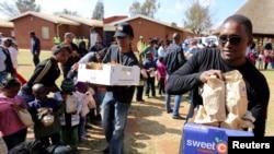 Nam Phi mừng sinh nhật lần thứ 95 của ông Mandela