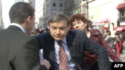 Kandidati për Senatin amerikan, Xhozef Dioguardi, bën fushatë në Nju Jork