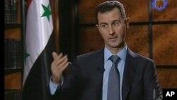 Башар Асад (архивное фото)