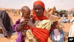Tingkat kematian anak-anak tertinggi masih dipegang oleh Afrika sub-Sahara, meskipun ada perbaikan di wilayah ini. (Foto: UNDP)