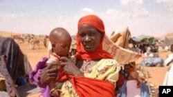 非洲地區的兒童面臨高死亡率