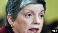 La secretaria de Seguridad del Territorio Nacional, Janet Napolitano, dijo que las exigencias en su departamento nunca han sido tan grandes.