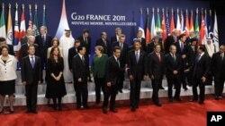 Г20 се фокусира на светската економија
