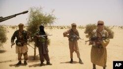 基地組織恐怖分子(資料照片)