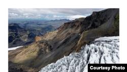 Sejarah Pembentukan Bumi di Islandia