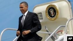 Presiden AS Barack Obama akan memulai kunjungan seminggu ke Afrika, dimulai di Senegal (foto: dok).