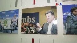 Ukrayna'da Poroşenko İlk Yılını Tamamladı
