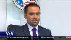 Bisedë me Arian Zekën – Oda ekonomike amerikane