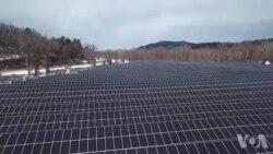 全球能源转型缩影-麻州霍利约克市