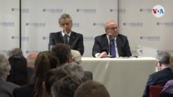 """Moreno: """"EE.UU no intervino en nuestra decisión sobre Assange"""""""