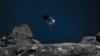 Аппарат НАСА собрал образцы грунта с поверхности астероида
