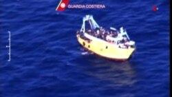 Arrestan a capitan de barco volcado en costa Italiana